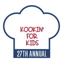 2018 Kookin' for Kids