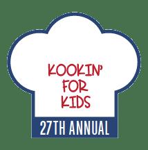 2018 Kookin' for Kids