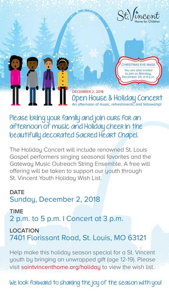 Open House & Holiday Concert