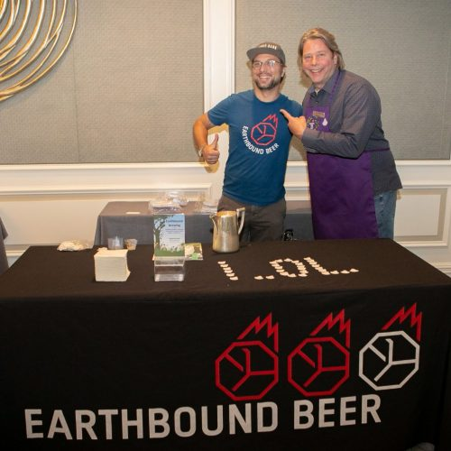 Earthbound Beer With KTRS Radio Personality McGraw Milhaven