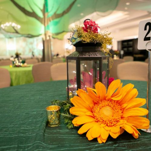Enchanted Table Decor